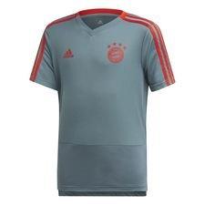 Bayern München Tränings T-Shirt - Grön/Röd Barn