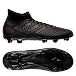 adidas Predator 19.3 FG/AG Archetic - Core Black/Action Red