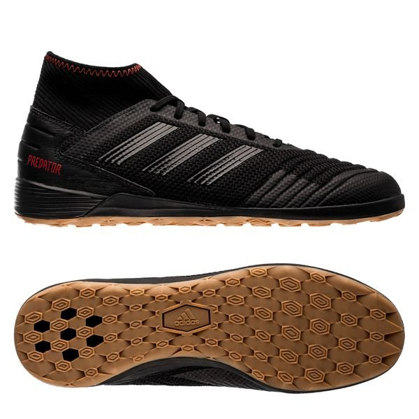 adidas Predator Tango 19.3 IN Archetic NoirRouge