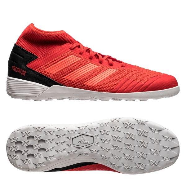 568efd10d8904 adidas Predator Tango 19.3 IN Initiator - Action Red Core Black ...