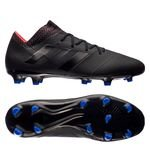 adidas Nemeziz 18.2 FG/AG Archetic - Core Black/Blue