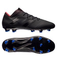 adidas Nemeziz 18.2 FG/AG Archetic - Core Black/Blue