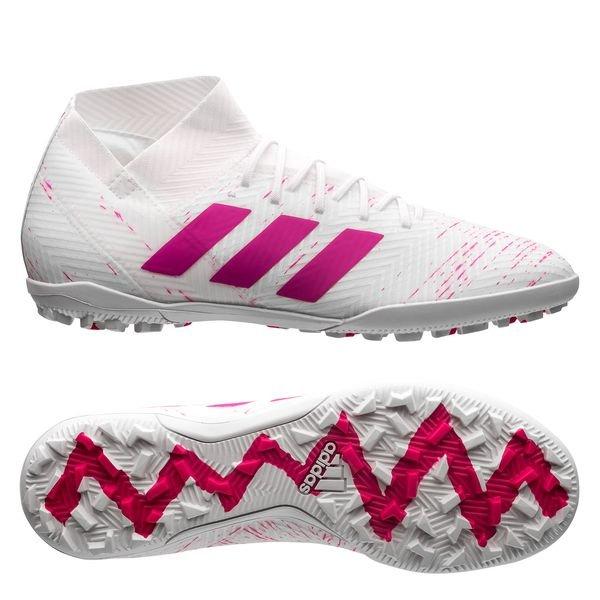 adidas Nemeziz Tango 18.3 TF Virtuso - Weiß/Pink