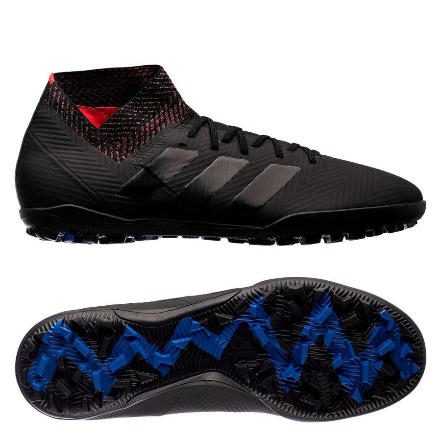 b5864a3d3 adidas Nemeziz Tango 18.3 TF Archetic - Core Black/Blue |  www.unisportstore.com
