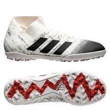 adidas nemeziz tango 18.3 tf initiator - hvid/sort/rød - fodboldstøvler