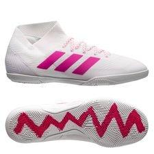 adidas Nemeziz Tango 18.3 IN Virtuso - Vit/Rosa