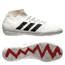 adidas nemeziz tango 18.3 in initiator - hvid/sort/rød - indendørssko