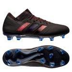 adidas Nemeziz 18.1 FG/AG Archetic - Core Black/Blue