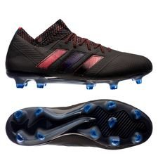 adidas Nemeziz 18.1 FG/AG Archetic - Core Black/Blue