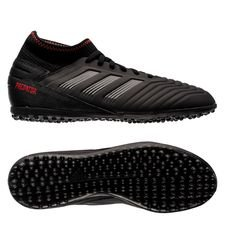 adidas Predator Tango 19.3 TF Archetic - Core Black/Action Red Kids