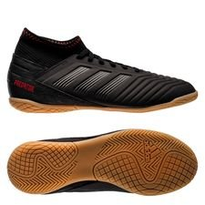 adidas Predator Tango 19.3 IN Archetic - Core Black/Action Red Kids