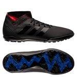 adidas Nemeziz Tango 18.3 TF Archetic - Core Black/Blue Kids
