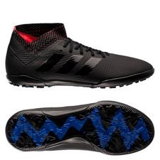 adidas Nemeziz Tango 18.3 TF Archetic - Core Black/Blue Kids