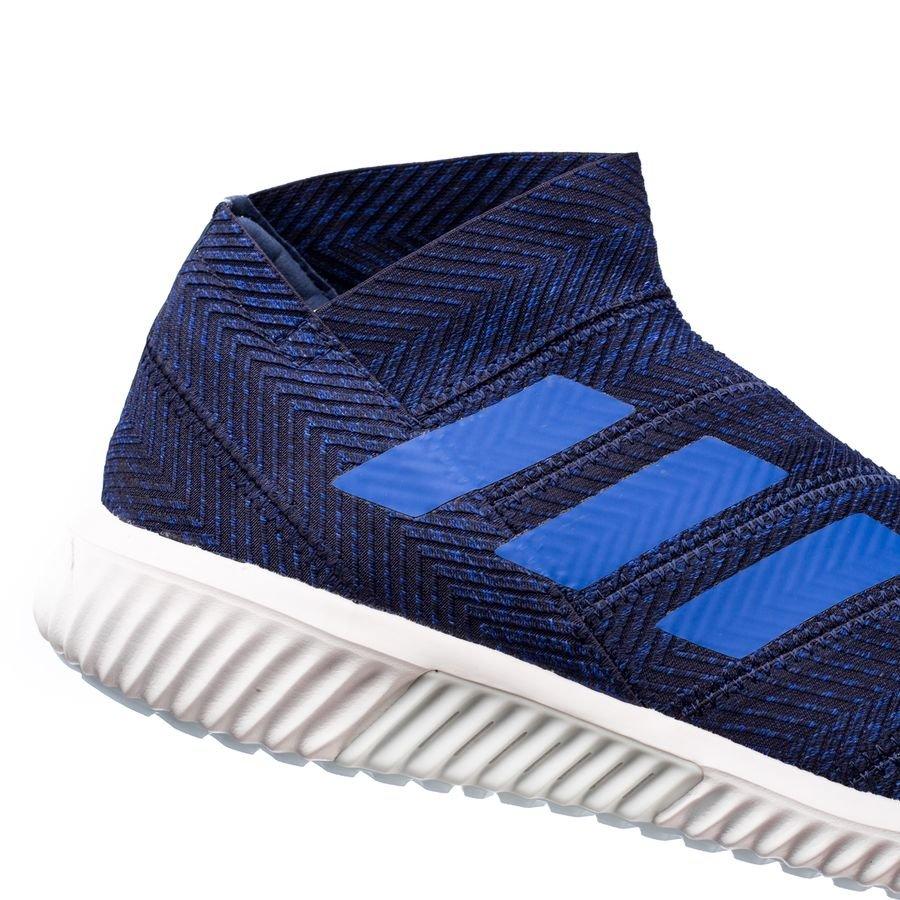 57520687a164 adidas Nemeziz Tango 18.1 Trainer Exhibit - Dark Blue/Footwear White |  www.unisportstore.com