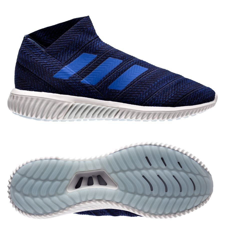 6dd87b402e8 adidas nemeziz tango 18.1 trainer exhibit - dark blue footwear white -  sneakers ...