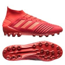 adidas Predator 19.1 AG Initiator - Action Red/Core Black PRE-ORDER