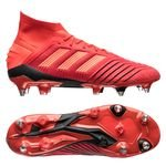 adidas Predator 19.1 SG Initiator - Rouge/Noir