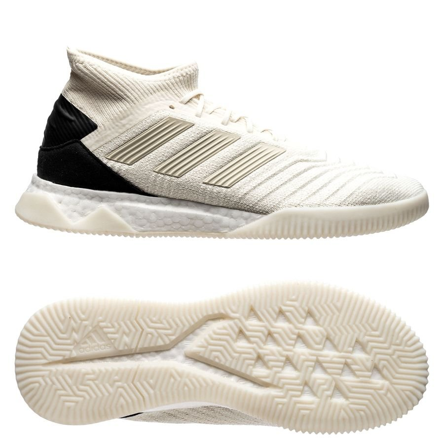 6895b7490847 adidas predator tango 19.1 trainer boost initiator - off white core black -  sneakers ...