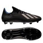 adidas X 18.3 FG/AG Archetic - Core Black/Bold Blue