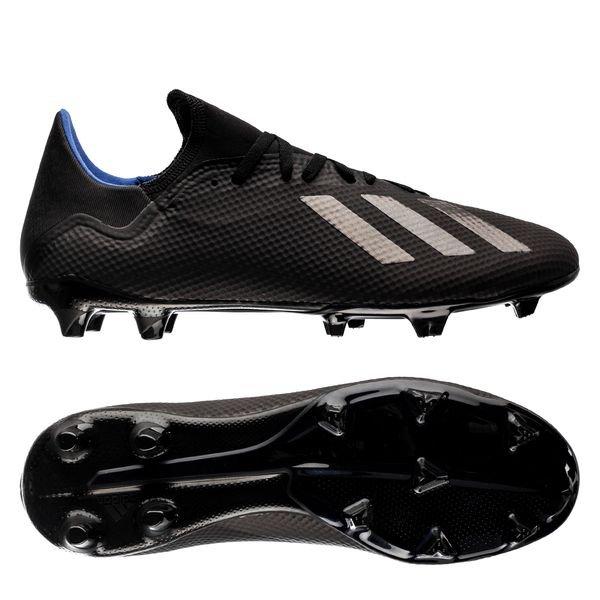 huge discount 83c5b 2b40f adidas X 18.3 FG/AG Archetic - Core Black/Bold Blue