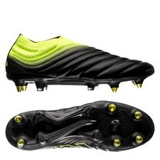adidas Copa 19+ SG Exhibit - Core Black/Solar Yellow