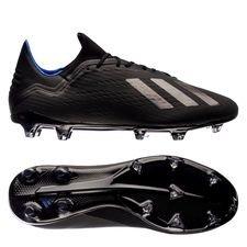 adidas X 18.2 FG/AG Archetic - Core Black/Bold Blue