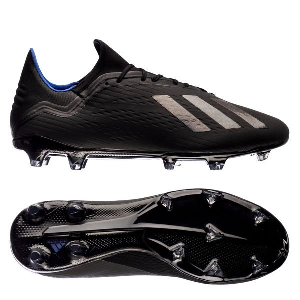 high quality classic styles catch adidas X 18.2 FG/AG Archetic - Core Black/Bold Blue