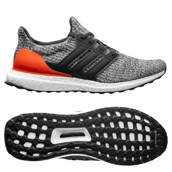 save off 778e5 c514e adidas Ultra Boost 4.0 - Raw White/Carbon/Action Red
