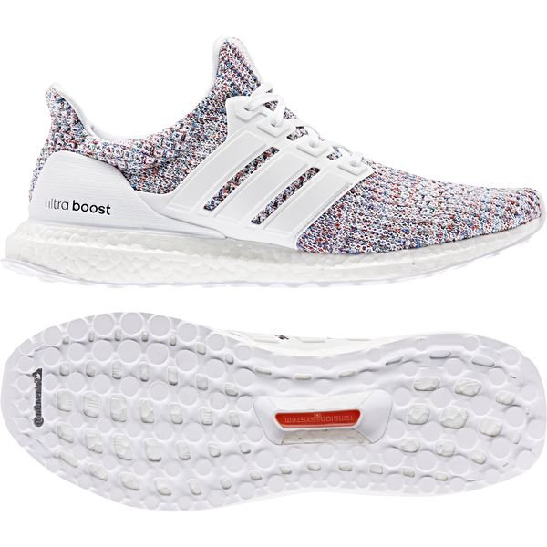new style 9a037 d2835 adidas Ultra Boost 4.0 - Footwear White/Blue