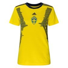 Sweden Home Shirt Women's World Cup 19 Women