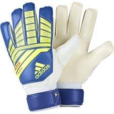 adidas Keepershandschoenen Predator Training Exhibit - Geel/Rood/Blauw