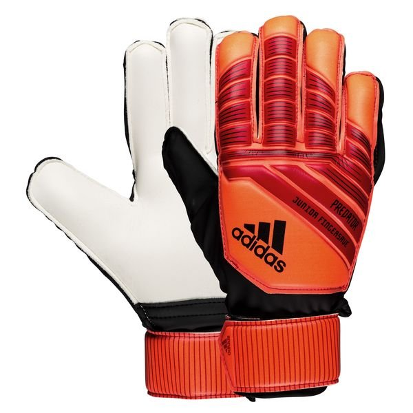 purchase cheap fantastic savings fresh styles adidas Torwarthandschuhe Predator Fingersave Initiator - Rot/Rot/Schwarz  Kinder