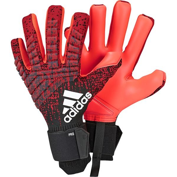 premium selection 100% high quality lowest discount adidas Keepershandschoenen Predator Pro Initiator - Rood/Zwart