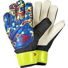 adidas Keepershandschoenen Predator Fingersave Manuel Neuer - Geel/Blauw/Rood Ki