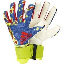 adidas Keepershandschoenen Predator Pro Manuel Neuer - Blauw/Geel/Rood
