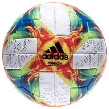 Image of   adidas Fodbold Conext 19 Kampbold - Hvid/Gul/Rød