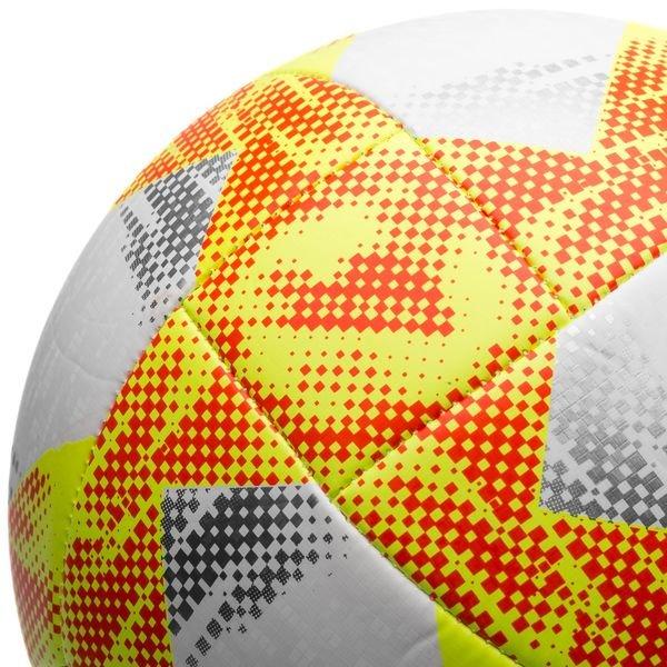 c30017a515f83 adidas Ballon Context 19 Top Capitano - Jaune Rouge 2