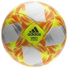 Image of   adidas Fodbold Context 19 Top Capitano - Gul/Rød