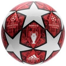 adidas Fotboll Champions League 2019 Finale Capitano - Vit/Röd