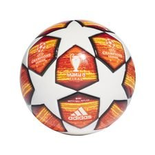 adidas Fotboll Champions League 2019 Finale Mini - Vit/Röd