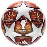 adidas Fodbold Champions League 2019 Finale Kampbold - Hvid/Rød