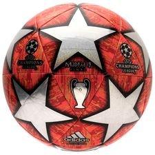 adidas Fotboll Champions League 2019 Top Capitano - Röd Silver b5342a6b69635