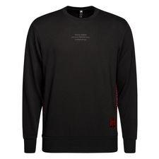 Manchester United Sweatshirt Seasonal Special - Svart/Röd
