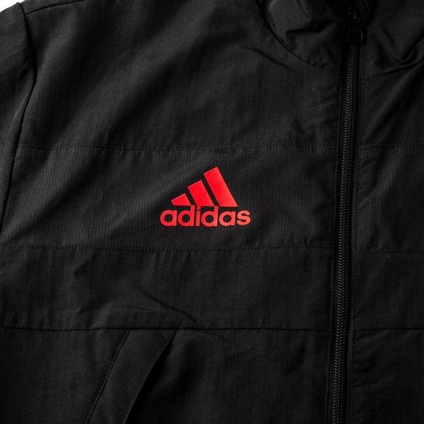 adidas Training Jacket Tango Woven Downtime BlackRed