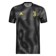 Juventus Tränings T-Shirt Pre Match Parley - Svart/Vit