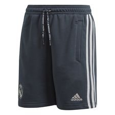 Real Madrid Shorts - Grå/Grå Barn