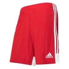 adidas Shorts Tastigo 19 - Rot/Weiß