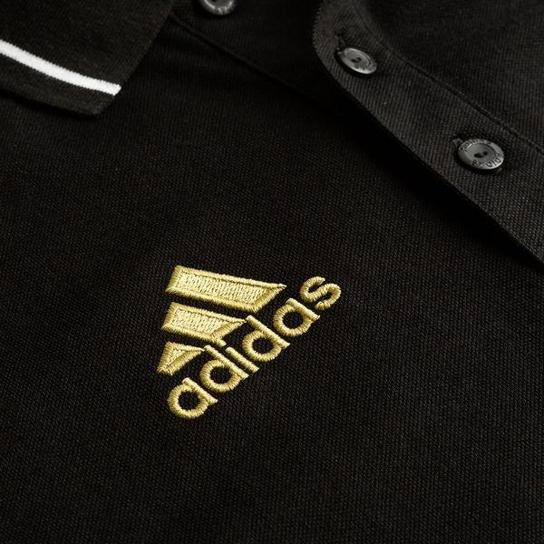 c6fd82149 Juventus Polo - Black Gold