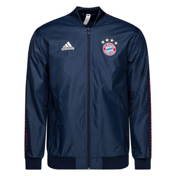 Bayern Munich Veste Anthem Bleu MarineRouge
