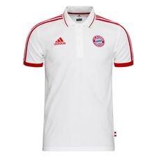 Bayern München Piké - Vit/Röd